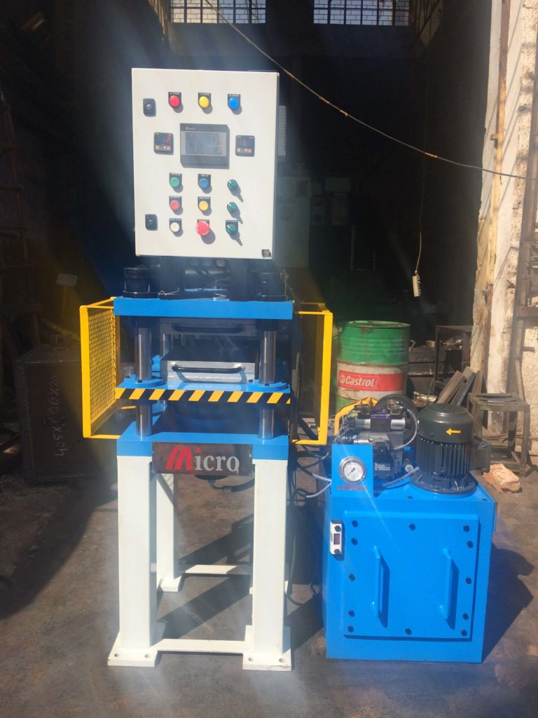 Pillar Type Hydraulic Press – Micro HydroTechnic